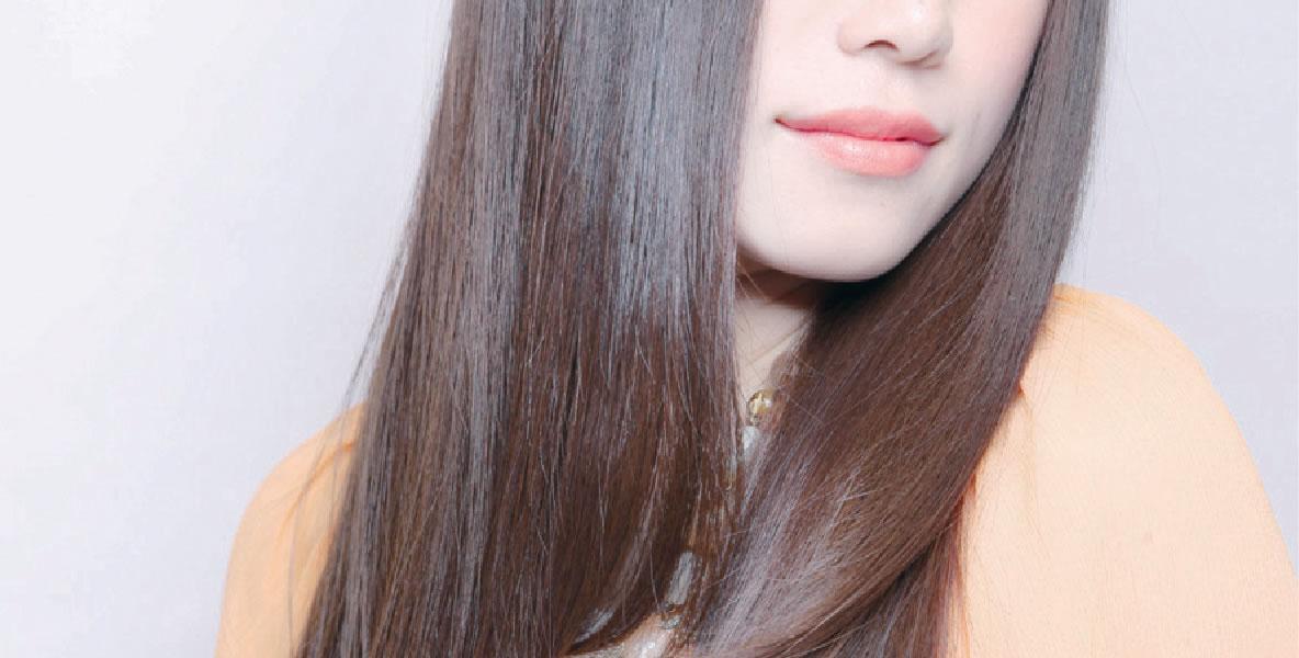 頭皮から毛先まで美しく